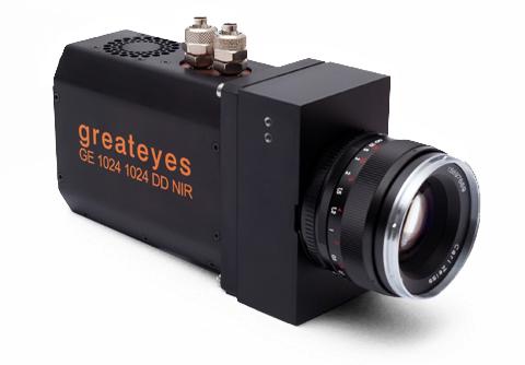 Greateyes CCD Camera